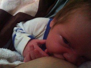 bedsharing, breastfeeding