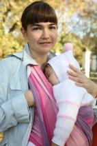 discreet public breastfeeding