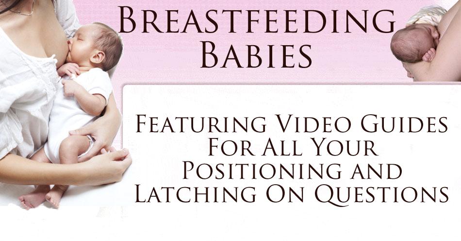 Breastfeeding Babies